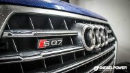 Dieselpower Chiptuning Audi SQ7 TDI 4M 3 190x107 Video: 473PS & 945NM im Dieselpower Audi SQ7 TDI