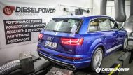 Dieselpower Chiptuning Audi SQ7 TDI 4M 9 190x107 Video: 473PS & 945NM im Dieselpower Audi SQ7 TDI