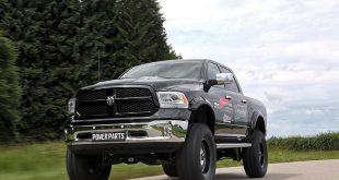 Dodge RAM 1500 XXL H%C3%B6herlegung 1 310x165 Riesig   24 Zoll Verde Alu's am Jeep Grand Cherokee by Power Parts