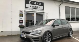 EAH Customs VW Golk MK7 R36 Chiptuning 1 310x165 Airride & 20 Zoll LV2 Alus am EAH Customs VW Passat