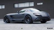 FAB Design Widebody Mercedes Benz SLS AMG Tuning 3 190x107 Full House   Widebody Mercedes Benz SLS AMG von Race! South Africa
