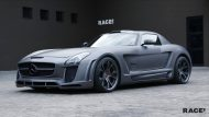 FAB Design Widebody Mercedes Benz SLS AMG Tuning 5 190x107 Full House   Widebody Mercedes Benz SLS AMG von Race! South Africa