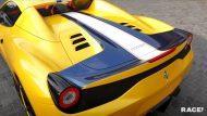 Ferrari 458 Speciale Aperta Novitec Tuning Gelb Carbon 7 190x107 Crazy Style   Ferrari 458 Speciale Aperta von RACE! South Africa