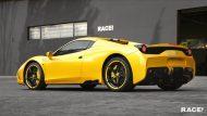 Ferrari 458 Speciale Aperta Novitec Tuning Gelb Carbon 8 190x107 Crazy Style   Ferrari 458 Speciale Aperta von RACE! South Africa