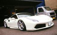 Ferrari 488 Airride Tuning 2 190x117 Bagged Ferrari 488   Airride im Sportler eine gute Idee?