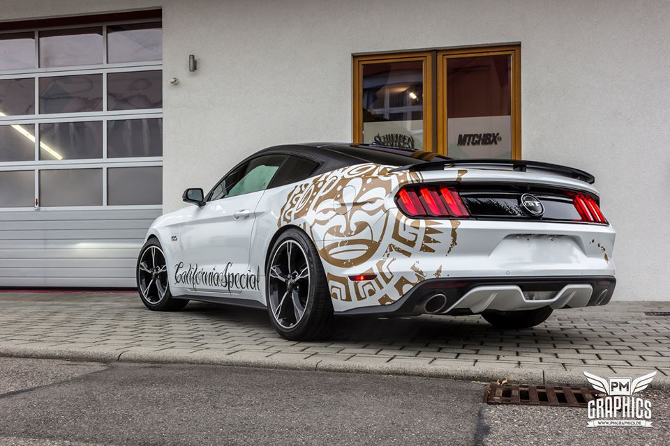 ford-mustang-folierung-diamond-white-tuning-5