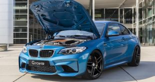 G Power BMW M2 Tuning F87 410 PS 02 310x165 Fotostory: G Power BMW X5M E70 mit TYPHOON Bodykit