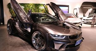 Garage Eve.ryn BMW i8 Carbon Edition Bodykit BBS 1 310x165 Garage Eve.ryn BMW i8 Carbon Edition auf 21 Zoll BBS Alu's