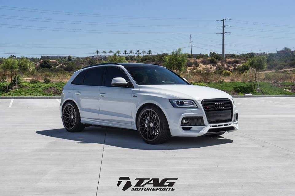 hre classic 303m felgen am tag motorsports audi sq5. Black Bedroom Furniture Sets. Home Design Ideas