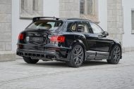 MANSORY Bentayga Tuning 2016 3 190x127 Offiziell: Mansory Widebody Kit für den Bentley Bentayga