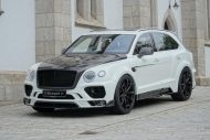 MANSORY Bentayga Tuning 2016 4 190x127 Offiziell: Mansory Widebody Kit für den Bentley Bentayga