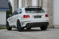 MANSORY Bentayga Tuning 2016 5 190x127 Offiziell: Mansory Widebody Kit für den Bentley Bentayga
