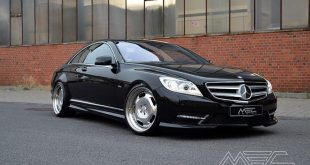 MEC Design Mercedes Benz W216 CL500 Tuning 1 310x165 MEC Design Mercedes Benz W216 CL500 auf 20 Zoll Alu's