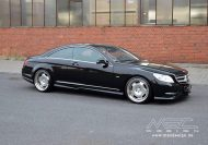 MEC Design Mercedes Benz W216 CL500 Tuning 5 190x133 MEC Design Mercedes Benz W216 CL500 auf 20 Zoll Alu's