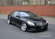 MEC Design Mercedes Benz W216 CL500 Tuning 6 190x133 MEC Design Mercedes Benz W216 CL500 auf 20 Zoll Alu's