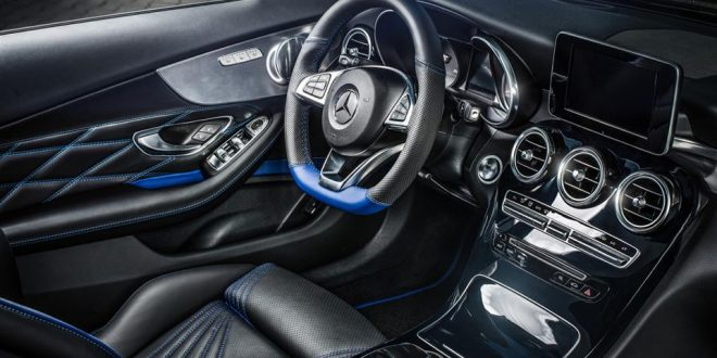 Mercedes-Benz A205 Cabrio mit neuem Interieur by Carlex Design