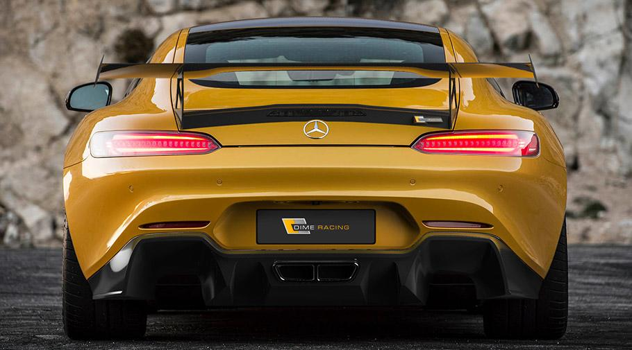 Mercedes Benz AMG GT Dime Racing Tuning 2 745PS im Mercedes Benz AMG GT von Dime Racing