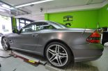 Mercedes SL63 AMG Satin grey metallic matt Folierung 3 155x103 mercedes sl63 amg satin grey metallic matt folierung 3