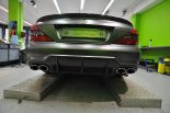 Mercedes SL63 AMG Satin grey metallic matt Folierung 7 155x103 mercedes sl63 amg satin grey metallic matt folierung 7
