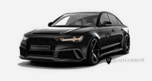 Moshammer Audi A6 C7 S6 Bodykit Tuning e1475640629868 310x165 Porsche 911 Turbo S als DOWNFORCE II by Moshammer