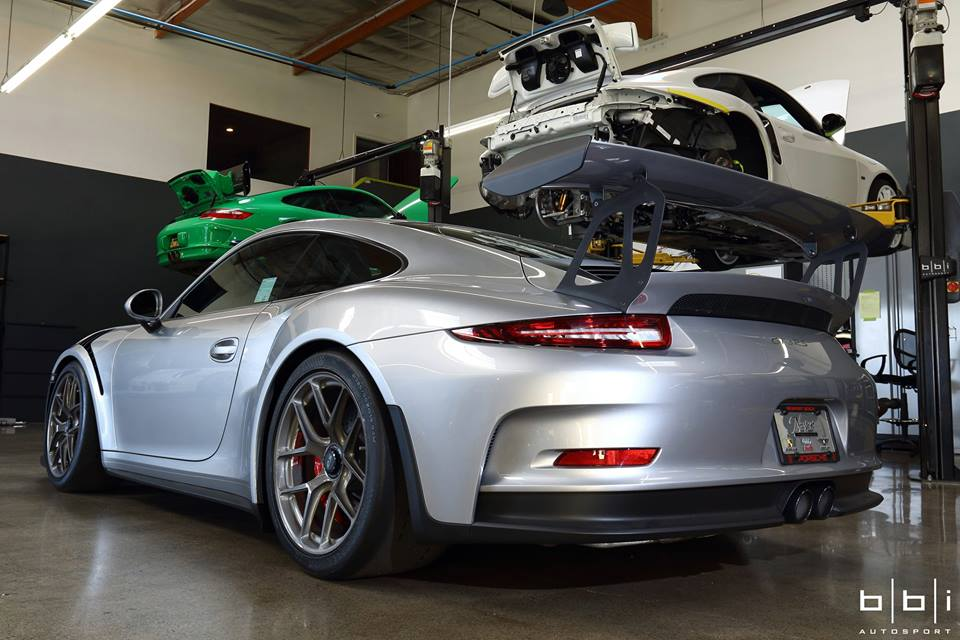 Porsche 911 1037 GT3 RS BBi Tuning Photo Story: Porsche 911 (991) GT3 RS Street Cup by BBi Autosport