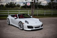 Porsche 911 992 Cabrio HRE Performance Wheels P200 190x127 Porsche 911 (991) Cabrio auf HRE Performance Wheels P200