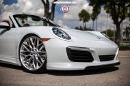 Porsche 911 993 Cabrio HRE Performance Wheels P200 190x126 Porsche 911 (991) Cabrio auf HRE Performance Wheels P200