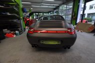 Porsche 997 4S charocal metallic matt Folierung 5 190x126 Print Tech   Folierungen an Golf, GT3 RS, RSQ3 & SL55 AMG & Co.
