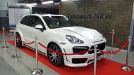 Porsche Cayenne Prior Widebody PD600 tuning 8 190x107 Porsche Cayenne mit Prior Widebody und 22 Zöllern by Folienwerk