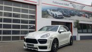 Porsche Cayenne Prior Widebody PD600 tuning 9 190x107 Porsche Cayenne mit Prior Widebody und 22 Zöllern by Folienwerk