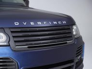 Range Rover London Edition Tuning Overfinch 10 190x143 Einmalig   Range Rover London Edition vom Tuner Overfinch