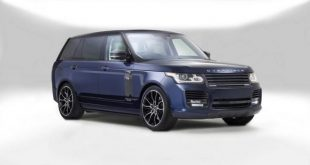 Range Rover London Edition Tuning Overfinch 17 1 e1475739710154 310x165 Overfinch Soft Top Land Rover Defender D90 mit V8!