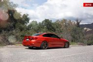 Sakhir Orange BMW M4 F82 Zito Wheels ZS05 1 190x127 Sakhir Orange lackierter BMW M4 F82 auf Zito Wheels ZS05