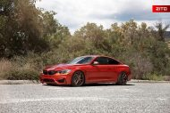 Sakhir Orange BMW M4 F82 Zito Wheels ZS05 3 190x127 Sakhir Orange lackierter BMW M4 F82 auf Zito Wheels ZS05