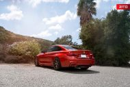 Sakhir Orange BMW M4 F82 Zito Wheels ZS05 7 190x127 Sakhir Orange lackierter BMW M4 F82 auf Zito Wheels ZS05