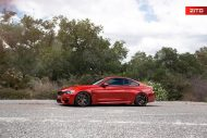 Sakhir Orange BMW M4 F82 Zito Wheels ZS05 9 190x127 Sakhir Orange lackierter BMW M4 F82 auf Zito Wheels ZS05