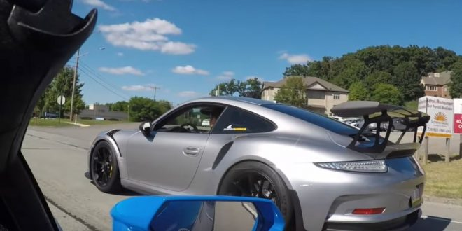 Video: SharkWerks Porsche 911 (991) GT3 RS im Check