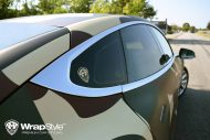Tesla Model S Camouflage Design Tuning 6 190x127 Tesla Model S im Camouflage Design by WrapStyle Denmark