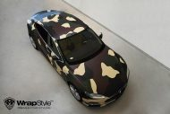 Tesla Model S Camouflage Design Tuning 7 190x127 Tesla Model S im Camouflage Design by WrapStyle Denmark