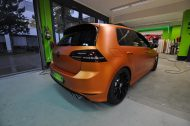VW GOLF R MK7 Satin Canyon Copper Orange matt Tuning 1 190x126 Print Tech   Folierungen an Golf, GT3 RS, RSQ3 & SL55 AMG & Co.