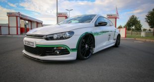 VW Scirocco HRE FF15 KW Tuning 1 310x165 Airride & 20 Zoll LV2 Alus am EAH Customs VW Passat