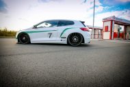 VW Scirocco HRE FF15 KW Tuning 11 190x127 VW Scirocco auf 20 Zoll HRE FF15 Alu's & KW Fahrwerk by EAH Customs