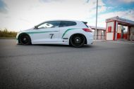 VW Scirocco HRE FF15 KW Tuning 2 190x127 VW Scirocco auf 20 Zoll HRE FF15 Alu's & KW Fahrwerk by EAH Customs