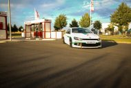 VW Scirocco HRE FF15 KW Tuning 7 190x127 VW Scirocco auf 20 Zoll HRE FF15 Alu's & KW Fahrwerk by EAH Customs