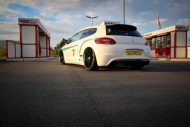 VW Scirocco HRE FF15 KW Tuning 8 190x127 VW Scirocco auf 20 Zoll HRE FF15 Alu's & KW Fahrwerk by EAH Customs