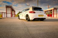 VW Scirocco HRE FF15 KW Tuning 9 190x127 VW Scirocco auf 20 Zoll HRE FF15 Alu's & KW Fahrwerk by EAH Customs