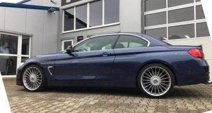 Versus Performance Alpina B4 Cabrio F33 tuning 2 1 310x165 Kraft der vier Turbos: 388 PS Power SUV Alpina XD3 (G01)