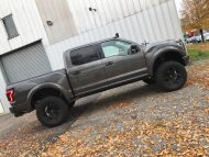 WideBody Ford F150 37 Zoll Offroad Tuning 10 190x143 Mega fett   WideBody Ford F150 auf 37 Zoll Offroad Reifen
