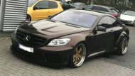 Widebody Mercedes CL C216 Tuning 2 190x107 Fetter geht nicht   Widebody Mercedes CL (216) by PP Exclusive