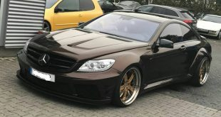 Widebody Mercedes CL C216 Tuning 2 310x165 Fetter geht nicht   Widebody Mercedes CL (216) by PP Exclusive